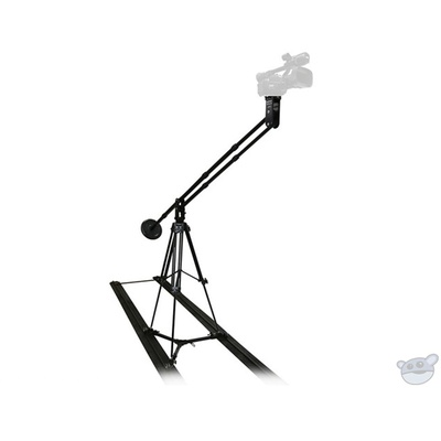 VariZoom Solo Jib Kit with Tripod and Slider Dolly (Carbon Fiber)