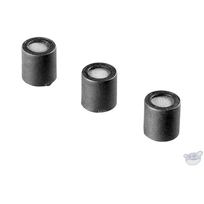 Audio-Technica AT8150 Element Cover for Audio-Technica AT899 (3-Pack, Black)