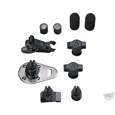 Audio Technica AT899AK Accessory Kit for AT899 Lavalier Microphone