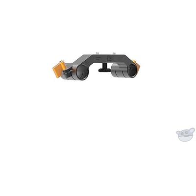 Bright Tangerine Strummer DNA 19mm Studio Rod Bracket