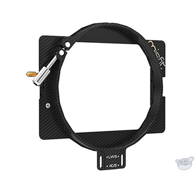 Bright Tangerine 143mm Clamp Lens Attachment for Misfit Matte Box