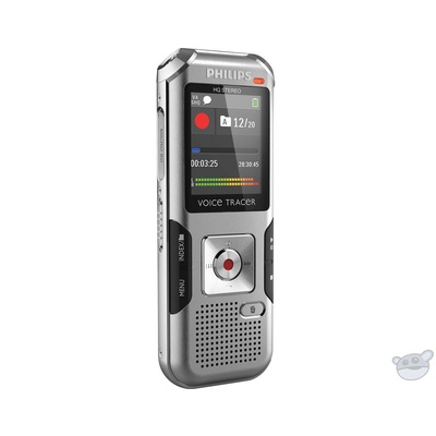 Philips Voice Tracer 4000 Digital Recorder