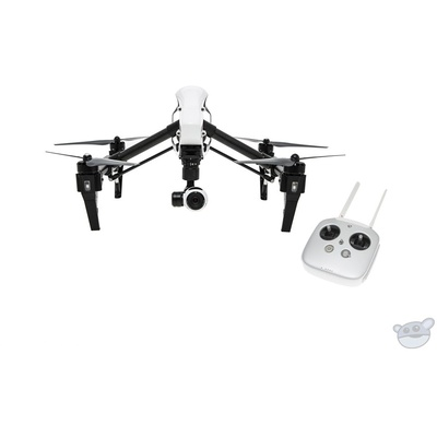 DJI Inspire 1 Quadcopter with 4K Camera and 3-Axis Gimbal v1.0 - Ex Demo/Display - 2 Extra Batteries