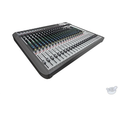 Soundcraft Signature 22 MTK 22-Input Multi-Track Mixer with Effects