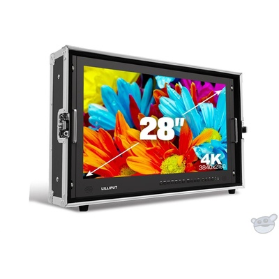 "LILLIPUT BM280-4K Carry-On 4K UHD LED Backlit Monitor (28"")"