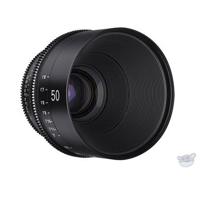 Samyang Xeen 50mm T1.5 Lens for Canon EF Mount