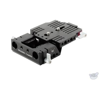 Wooden Camera Quick Base for Blackmagic URSA Mini