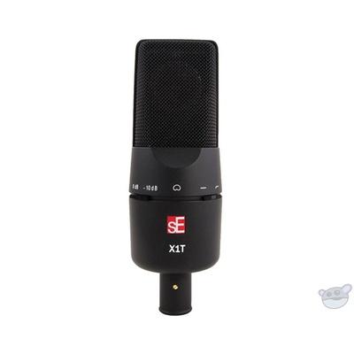sE Electronics X1 T Large Diaphragm Tube Condenser Microphone