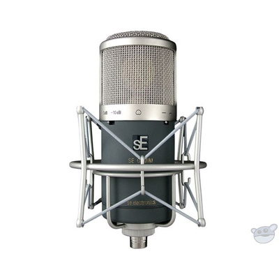 sE Electronics Gemini II Dual Tube Cardioid Condenser Microphone with High Pass Filter and -10dB Pad