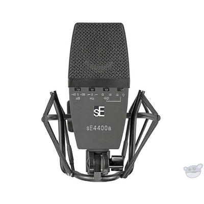 sE Electronics 4400a Large Diaphragm Multi-Pattern Condenser Microphone (Single Microphone)