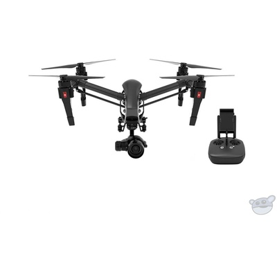 DJI Inspire 1 PRO Black Edition Quadcopter with Zemuse X5 4K Camera and 3-Axis Gimbal