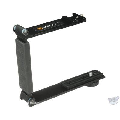 Vello CB-700 Mini Folding Flash Bracket