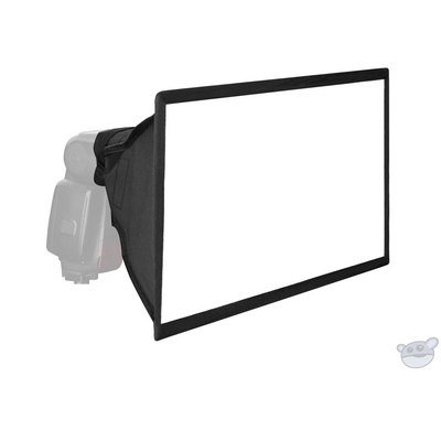 "Vello Softbox for Portable Flash (Ultra Wide, 8 x 16"")"