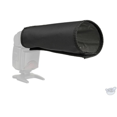 "Vello 8"" Snoot/Reflector for Portable Flash"