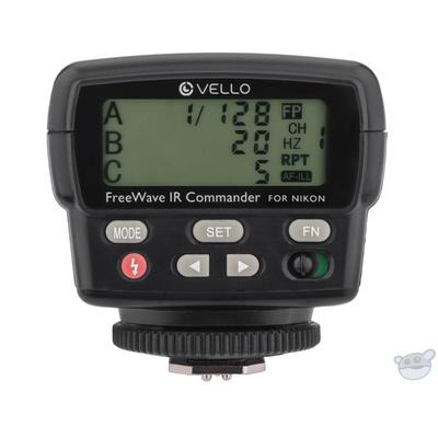 Vello FWIRC-N FreeWave IR TTL Flash Commander for Nikon