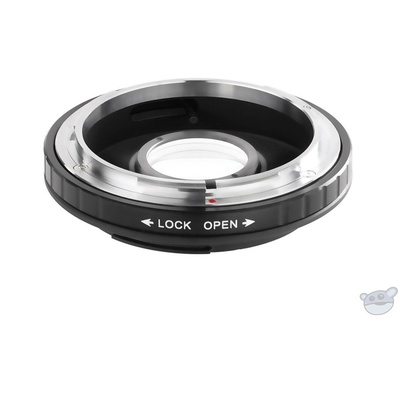 Vello Lens Mount Adapter - Canon FD Lens to Canon EOS Camera