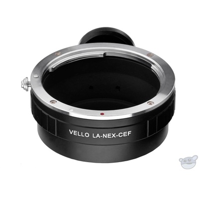 Vello Canon EF/EF-S Lens to Sony E-Mount Camera Adapter