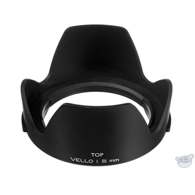 Vello 55mm Snap-on Tulip Lens Hood (Version II)