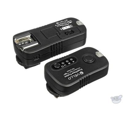 Vello FreeWave Fusion Wireless Flash Trigger & Remote Control for Canon SLR