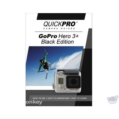 QuickPro Training DVD: GoPro HERO3+ Instructional Guide