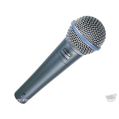 Shure BETA58A Dynamic Microphone