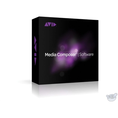 Avid Media Composer Software EDU