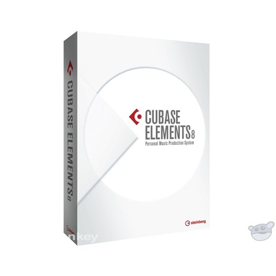 Steinberg Cubase Elements 8 - Personal Music Production Software (Educational Discount)