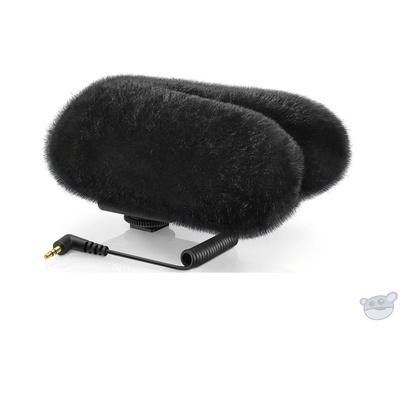 Sennheiser Fur Windshield for MKE 440 Stereo Shotgun Microphone