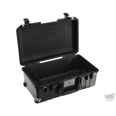 Pelican 1535 Air Wheeled Carry-On Case (Black, No Foam/Empty)