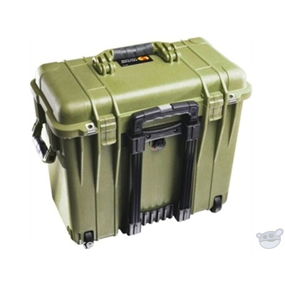Pelican 1440 Top Loader Case without Foam (Olive Drab Green)
