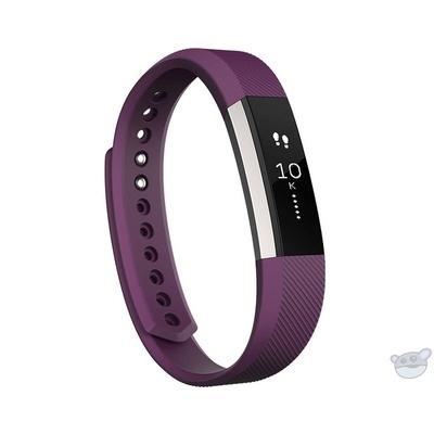 Fitbit Alta Activity Tracker (Large, Plum)