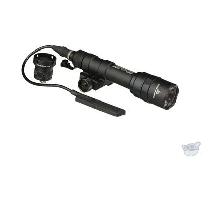 SureFire M600U Ultra Scout Light LED Weaponlight (Black, Dual Switch)