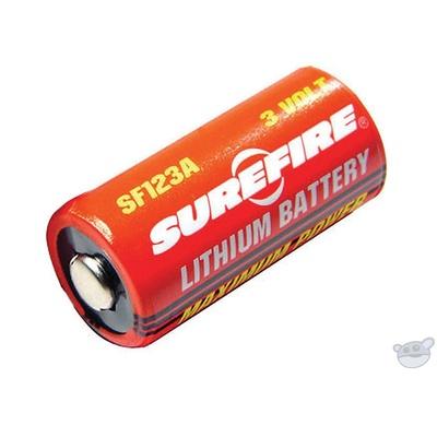 SureFire Bulk Box of 1200 SureFire SF123A Batteries