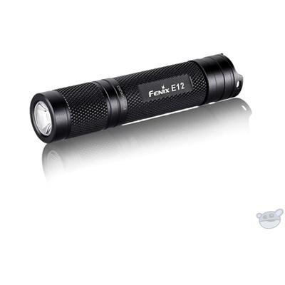 Fenix Flashlight E12 LED Flashlight