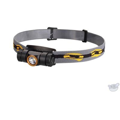 Fenix Flashlight HL23 R5 LED Headlight (Champagne Gold)