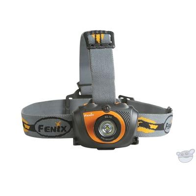 Fenix Flashlight HL30 LED Headlight, 2015 Edition (Orange)