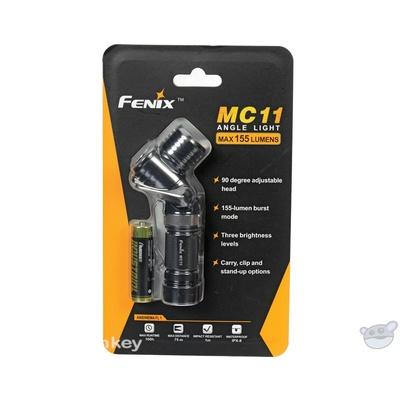 Fenix Flashlight MC11 G2 Right-Angle LED Flashlight