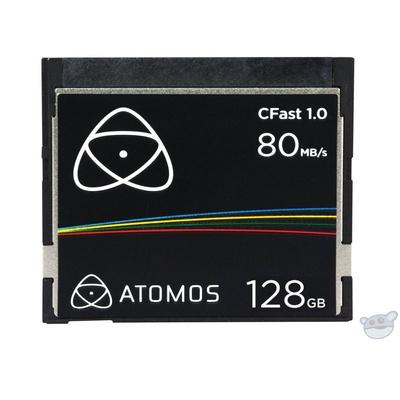 Atomos 128GB C-Fast Card - Open Box Special