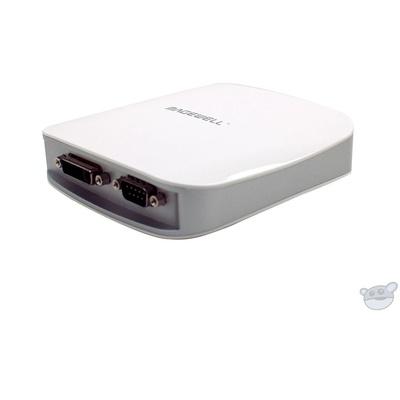 Magewell XI104XUSB Single DVI + Quad CVBS USB 3.0 Video Capture Box