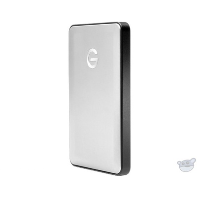 G-Technology 1TB G-DRIVE mobile USB 3.0 Type-C External Hard Drive 7200rpm (Silver)