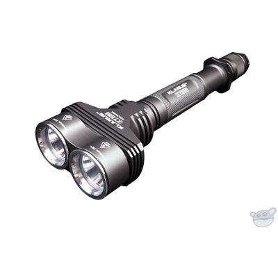 Klarus XT20 - 2000 Lumens Dual Head Tactical Flashlight