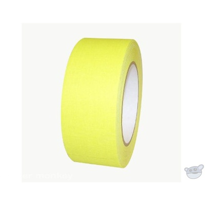 Stylus 511 Neon Yellow Gaffer Tape - 48mm x 45m