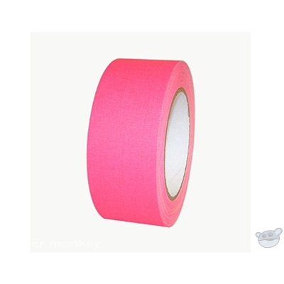Stylus 511 Neon Pink Gaffer Tape - 48mm x 45m