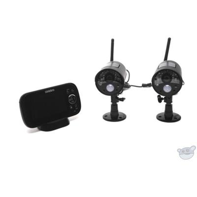 """Uniden G1420 4.3"""" Digital Wireless Surveillance w/2 Cameras"""