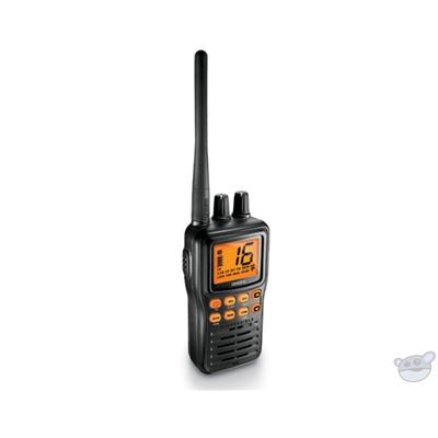 Uniden MHS75AC 5W Waterproof VHF Handheld Radio