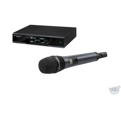 Sennheiser  EW D1 845-S Digital Wireless Vocal Set with e845 Super Cardioid Handheld Transmitter