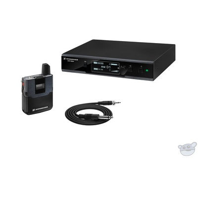 Sennheiser EW D1-CL1 Digital Wireless Instrument-Set with CL1 Cable