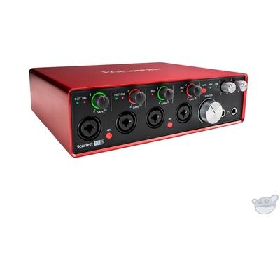 Focusrite Scarlett 18i8 USB 2.0 Audio Interface (2nd Generation)
