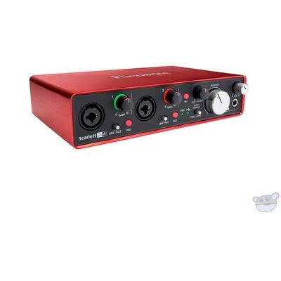 focusrite scarlett 2i4 usb audio interface 2nd generation nz. Black Bedroom Furniture Sets. Home Design Ideas