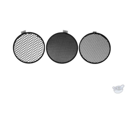 Hensel Honeycomb Grid Set of 3